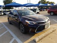This 2016 Toyota Avalon Limited is offered to you for