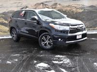 Check out this 2016 Toyota Highlander XLE. Its