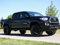 2016 Toyota Tacoma SR5 CARFAX One-Owner. Accident Free
