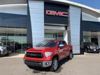 2016 Toyota Tundra Limited CrewMax Barcelona Red