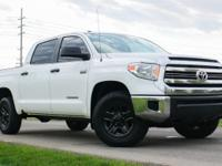 2016 Toyota Tundra SR5 CARFAX One-Owner. Accident Free