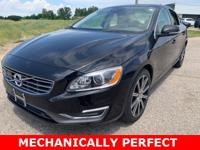 2016 Volvo S60 Inscription T5 Platinum CLEAN CARFAX,