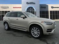 Gold 2016 Volvo XC90 T6 Inscription AWD Automatic with