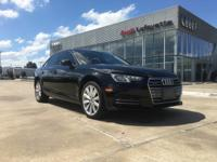 Check out this gently-used 2017 Audi A4 we recently got