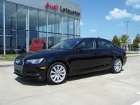 This 2017 Audi A4 Premium is proudly offered by Audi