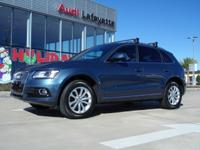 Looking for a clean, well-cared for 2017 Audi Q5? This