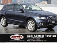 CERTIFIED PRE-OWNED, EXISTING AUDI CARE, 3.0 ENGINE,