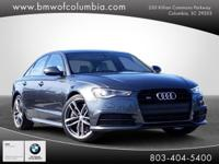 We are excited to offer this 2017 Audi S6. This Audi