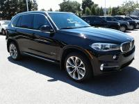 Carbon Black Metallic 2017 BMW X5 xDrive35d AWD 8-Speed