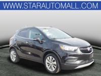 2017 Buick Encore Preferred Preferred Ebony Twilight