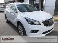 BACKUP CAMERA.2017 Buick Envision Essence 4D Sport