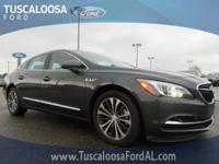 Recent Arrival! Tuscaloosa Ford is pleased to offer