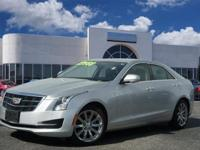 * ONLY ONE PREVIOUS OWNER * * 2017 ** Cadillac * * ATS