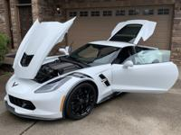 Beautiful 2017 Corvette Grand Sport with Z07