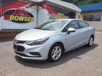 This 2017 Chevrolet Cruze LT Auto is a great option for