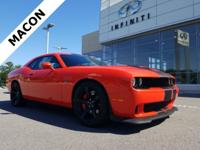 INFINITI OF MACON IS OFFERING THIS 2017 Dodge