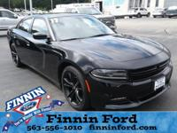This Dodge Charger is well equipped and includes the