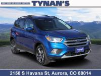 Our 2017 Ford Escape SE 4WD is a knockout in Lightning