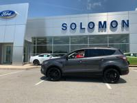 2017 FORD ESCAPE SE 4WD. 1.5 ECOBOOST, 201A, POWER