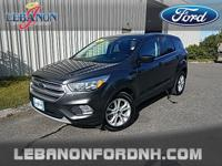 2017 Ford Escape SE4WD BACK-UP CAMERA, KEYLESS ENTRY,