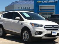 The used 2017 Ford Escape in BROWNSVILLE, TEXAS is