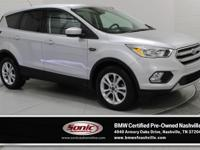 This 2017 Ford Escape SE (***ONE OWNER, CLEAN