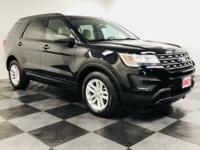 CARFAX One-Owner. Clean CARFAX. 2017 Ford Explorer FWD