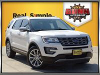 This 2017 Ford Explorer Limited has all the luxury