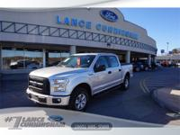 CARFAX One-Owner. Clean CARFAX.2017 Ford F-150 XL Ingot