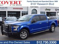 This Ford F-150 is conveniently located at Covert