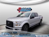 CARFAX One-Owner. Clean CARFAX.2017 Ford F-150 XLT