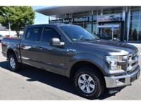Satellite Radio,Bed Liner,Towing Pkg,V6; EcoBoost; TT;