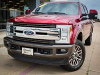Look at this 2017 Ford Super Duty F-250 SRW King Ranch.