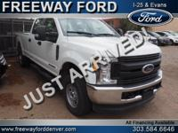 CREW CAB F350 LONGBED 4WD DIESEL LOADED!!6.7L POWER