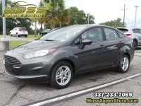 This 2017 Ford Fiesta SE is loaded with top-line