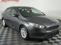 CERTIFIED! This CERTIFIED PRE-OWNED 2017 FORD FOCUS SE