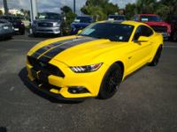 2017 Ford Mustang GT w/Performance and Black Accent