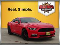 This 2017 Ford Mustang GT is a quick accelerating