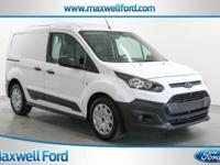 This 2017 Ford Transit Connect Van XL is proudly