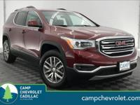 CARFAX 1-Owner, ONLY 8,128 Miles! SLE trim. EPA 25 MPG
