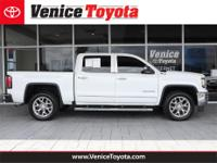 2017 GMC Sierra 1500 V8 Summit White 6-Speed Automatic