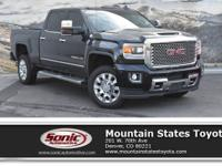 Come see this 2017 GMC Sierra 2500HD Denali. Its