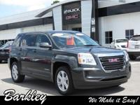 Gray 2017 GMC Terrain SLE-1 FWD 6-Speed Automatic 2.4L