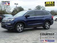 *Vehicle Details*Protect this 2017 Honda Pilot from