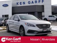 Gray Cloth.When you choose to buy from Ken Garff Nissan