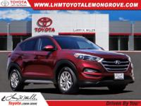 2017 Hyundai Tucson SE AWD 6-Speed Automatic with