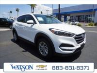 2017 Hyundai Tucson SE SE Reviews:* Turbocharged engine