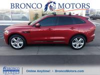 New Price!Red 2017 Jaguar F-PACE 35t R-Sport AWD
