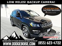 *** FACTORY CERTIFIED *** 2K MILES *** BACKUP CAMERA