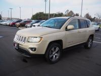 Mojave 2017 Jeep Compass High Altitude 4WD 6-Speed